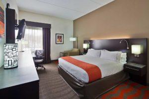 Holiday Inn Express Harrisburg; pa dutch hotels