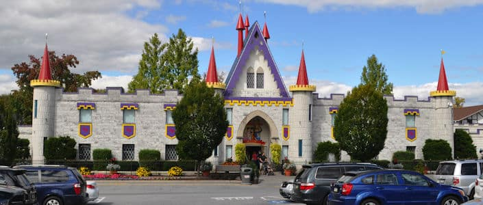 Dutch Wonderland Family Amusement Park Lancaster