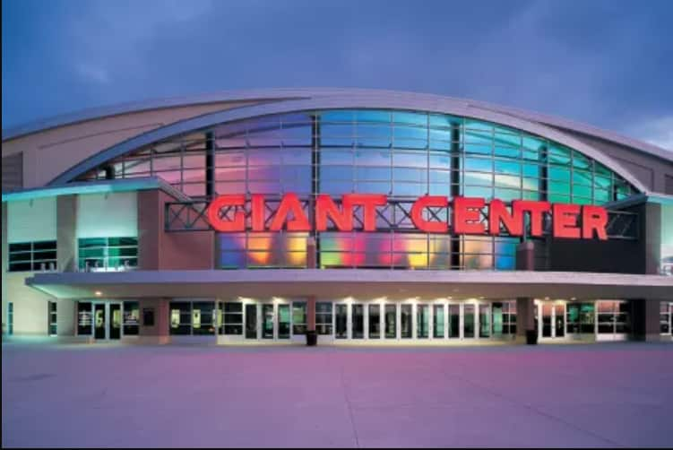 giant center hershey