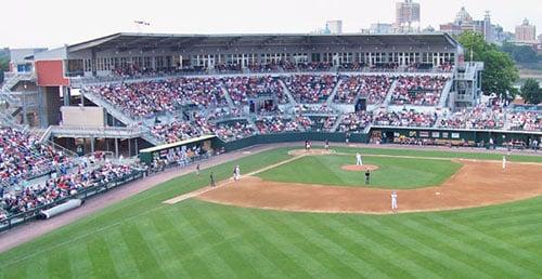 harrisburg senators baseball field