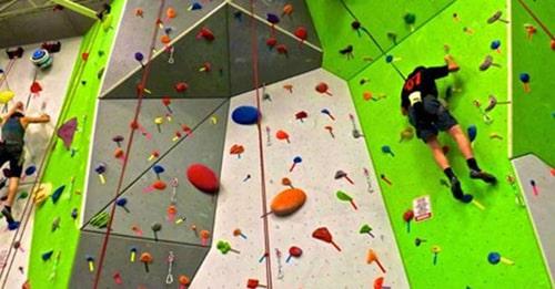 spooky nook sports complex climbing